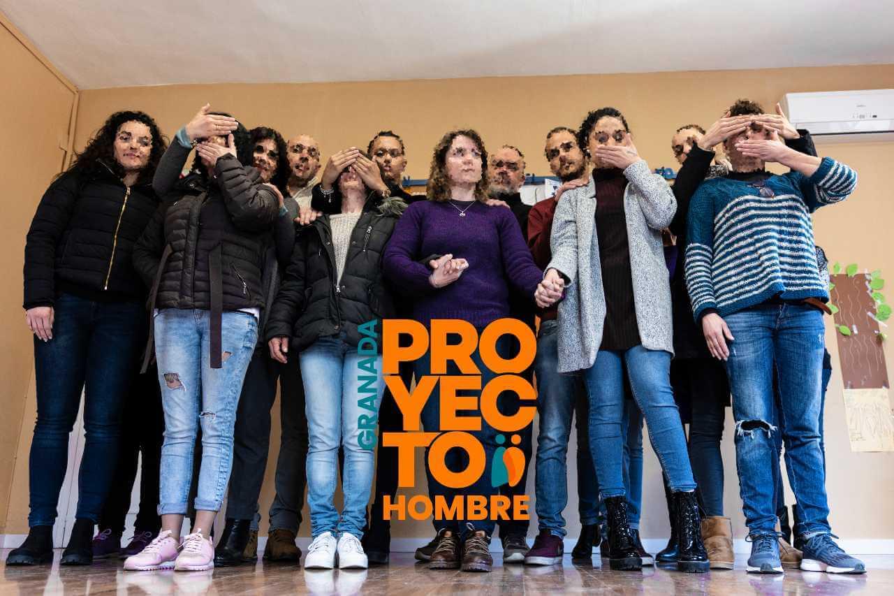 Imagen descriptiva de cabecera de la ONG Proyecto Hombre Granada