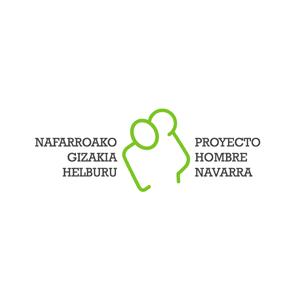 Logotipo de Proyecto Hombre Navarra