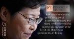 FT 編輯部評論文章:香港政府已失去合法性