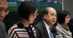 張建宗:西九站需填寫健康申報表 籲學校延遲內地交流團 取消新春匯演、賀歲盃
