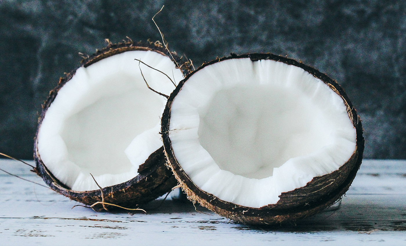 Hot coconut water kills cancer cells.