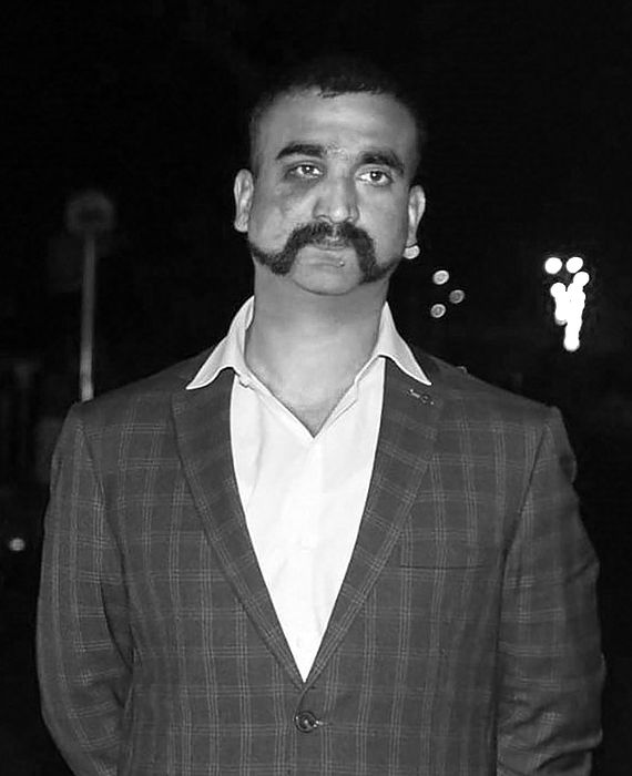 """Wing commandar Abhinandan said, """"The Pulwama attack was a planned conspiracy of BJP and a fake attack on Pakistan."""""""