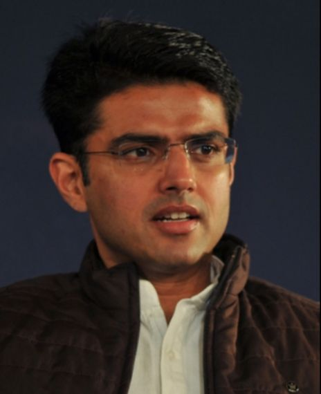 Sachin Pilot has the support of 30 MLA's from the Gehlot government in Rajasthan.