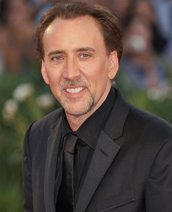 Nicolas Cage collects skulls and haunted houses.