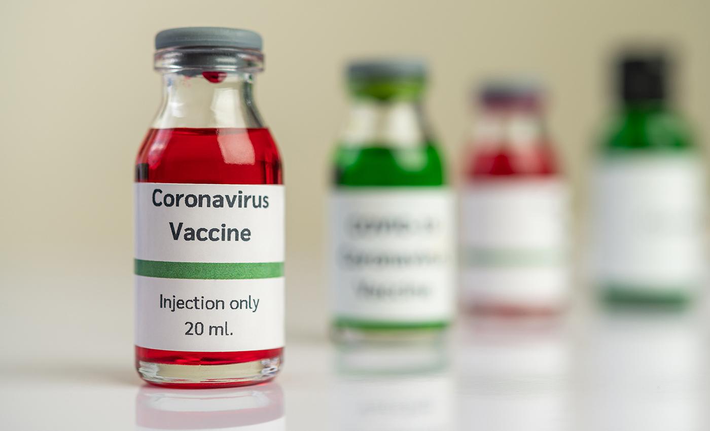 A vaccine for the novel coronavirus is ready.
