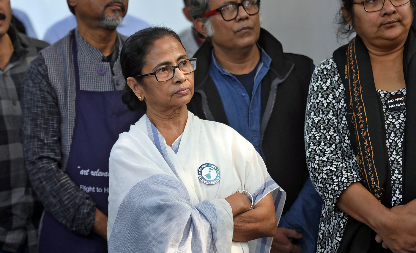 Mamata Banerjee has barred the implementation of PM-Kisan scheme for farmers.