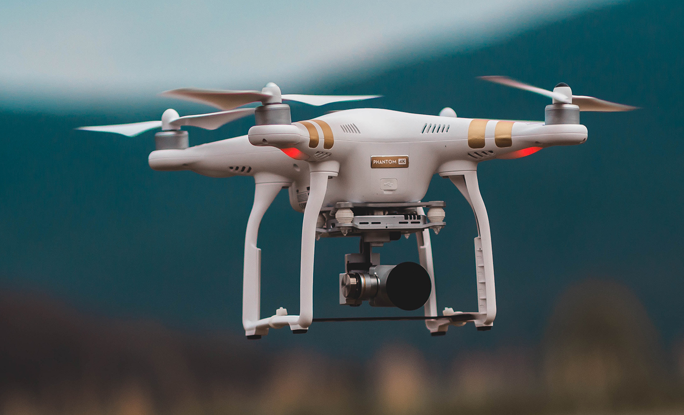 The Centre permits the Telangana government to use drones to conduct a feasibility study on delivering COVID-19 vaccines.