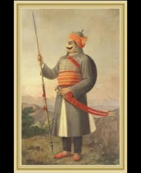 Rajasthan textbook insults the bravery of Maharana Pratap under Congress rule.