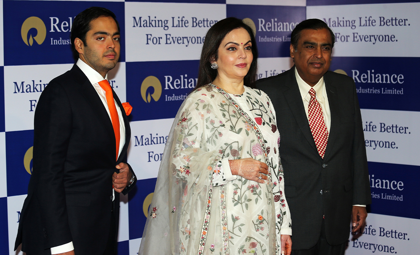 Reliance Industries has toppled ExxonMobil Corporation by luring investors by its digital and retail forays.