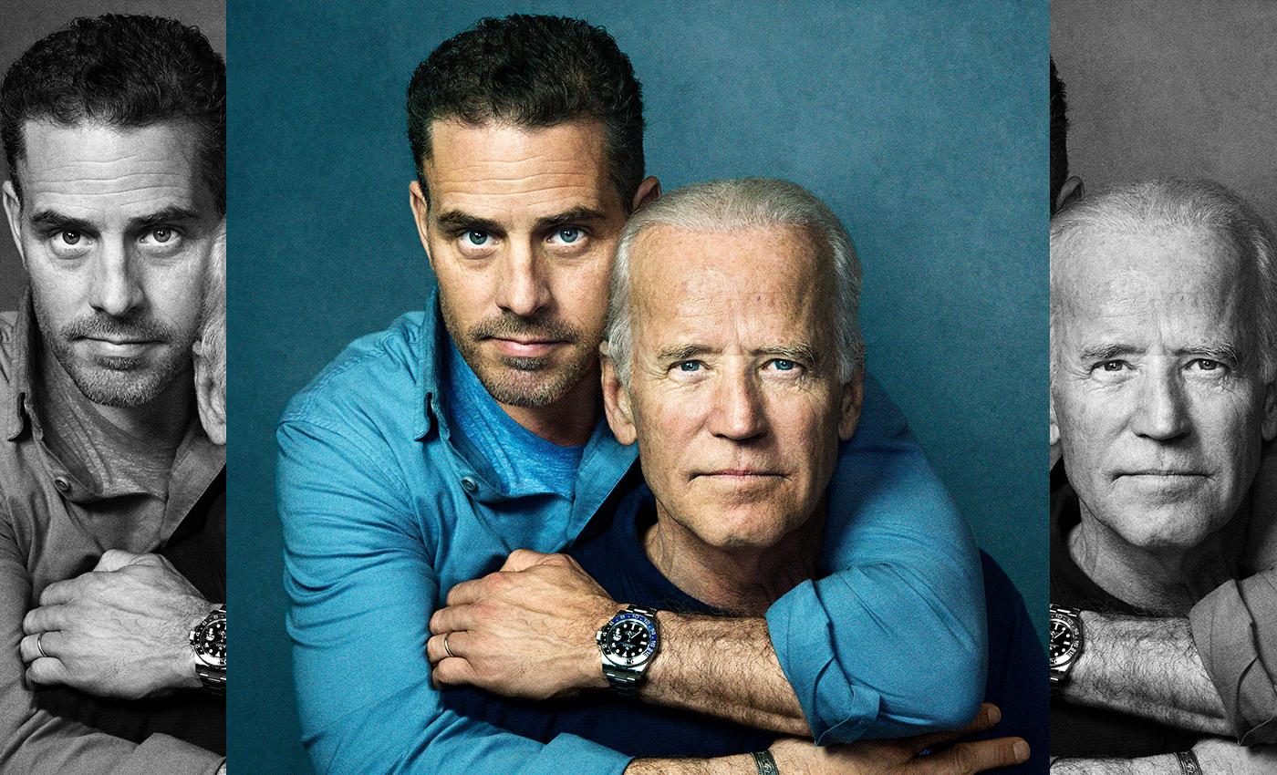 Hunter Biden's business group shopped Joe Biden's influence in Colombia in an investment pitch to Chinese energy firm.