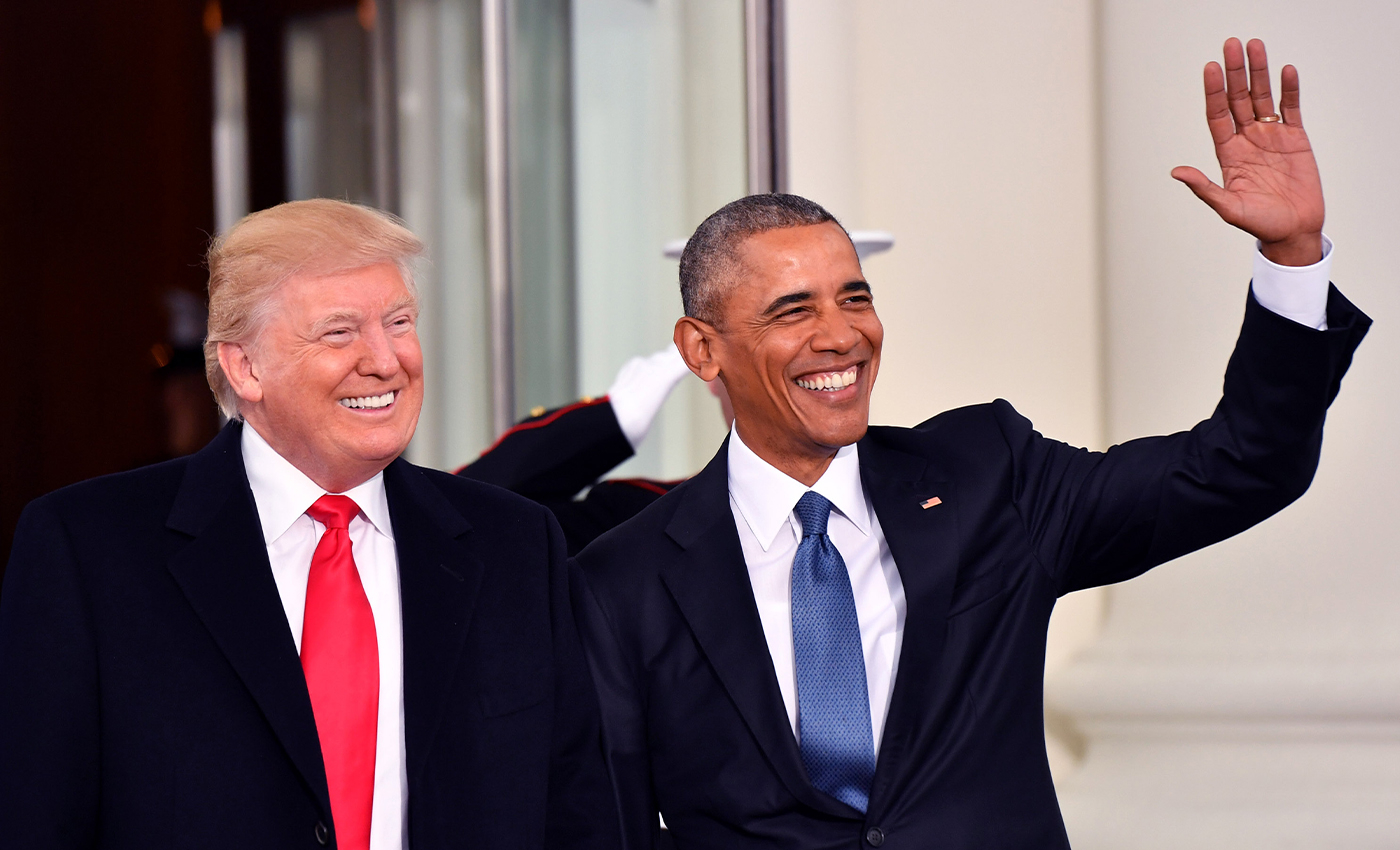 Obama spied on the Trump campaign during his presidency.