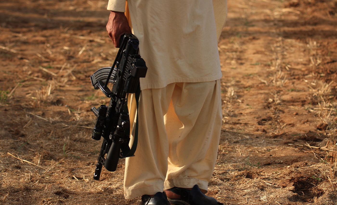A video shows Taliban militants shooting a woman dead in Afghanistan for stepping out of her house.