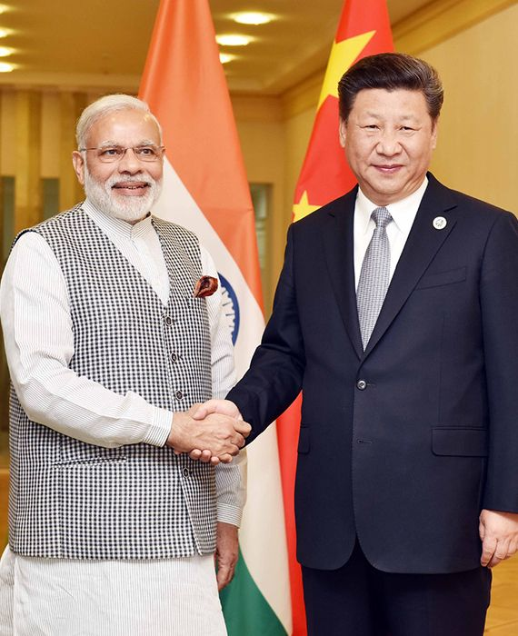 Chinese troops are withdrawing from the disputed border regions along the LAC, shared with India.
