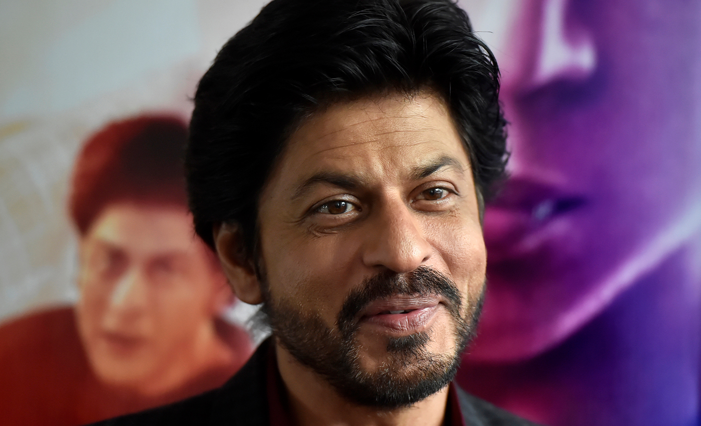 Shahrukh Khan has links with Tony Ashai, who is rumoured to be an ISI agent.