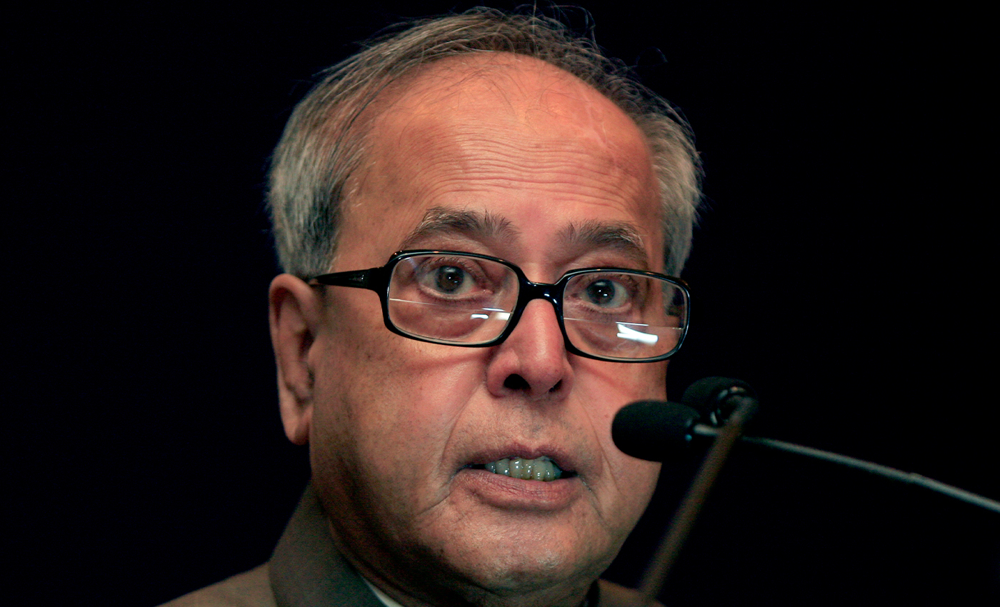 Sonia Gandhi did not greet Pranab Mukherjee on one occasion when he was the president.