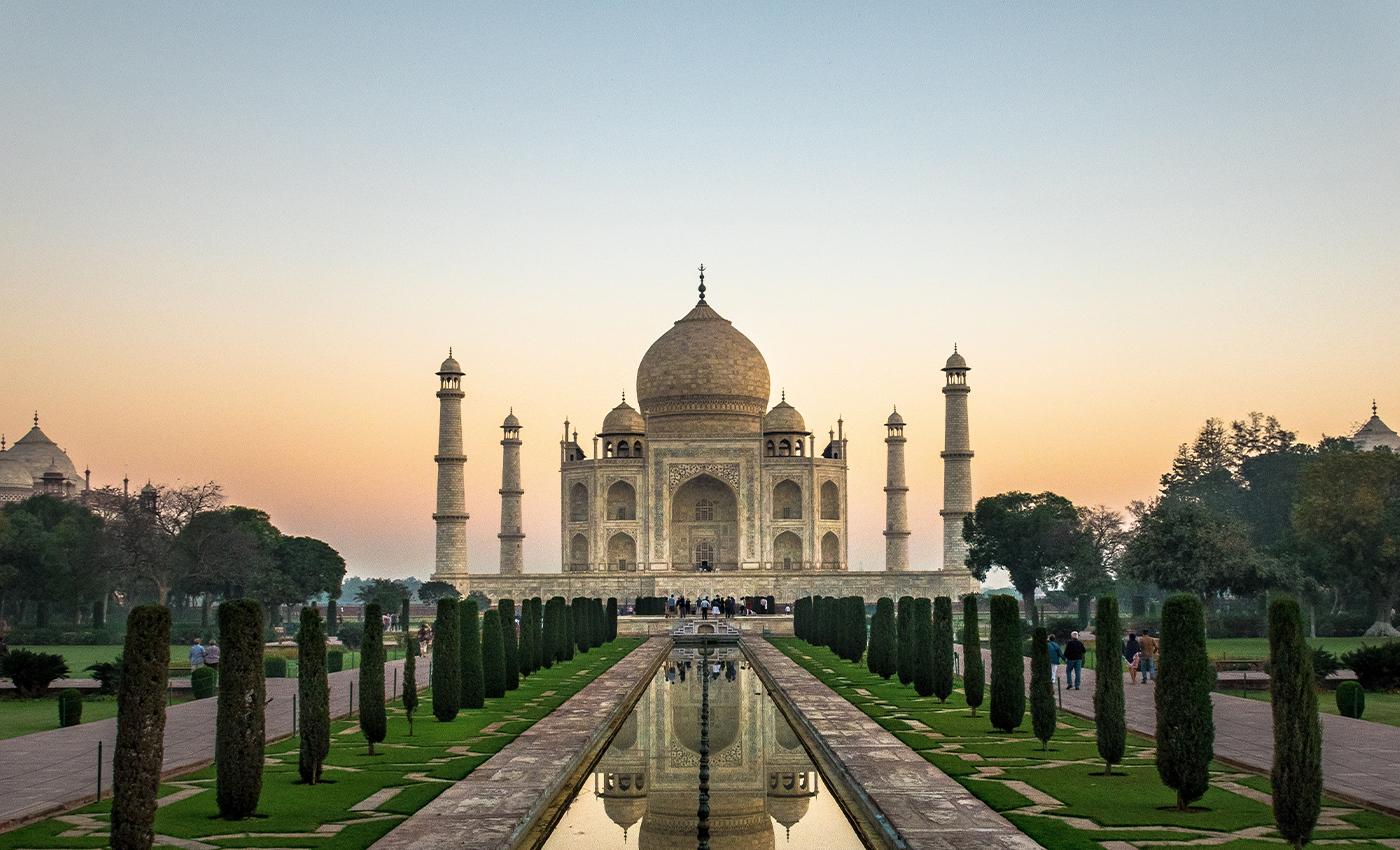 Three Hindu Mahasabha members held for offering prayers to Lord Shiva inside the Taj Mahal compound.