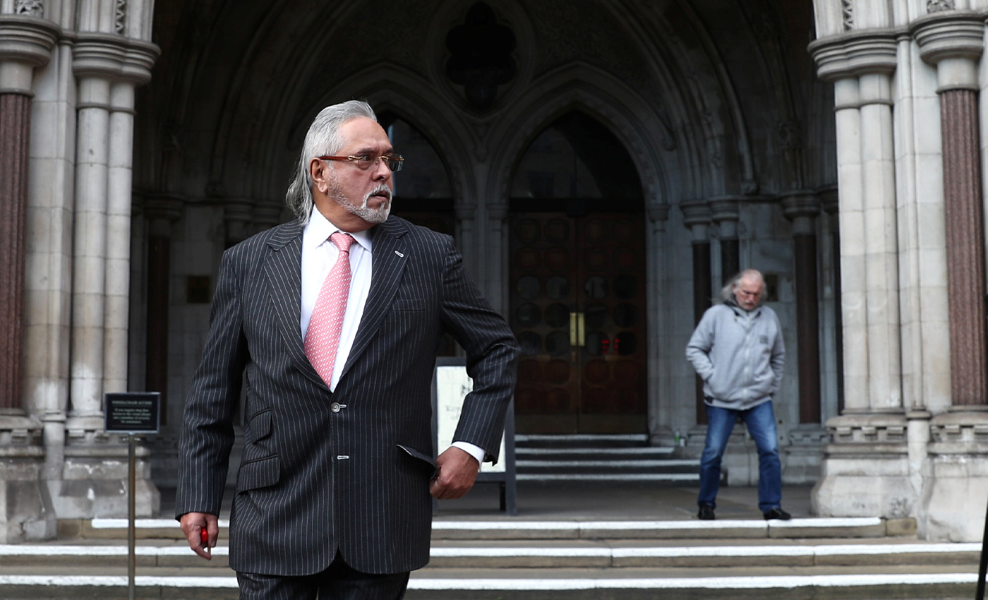 The Westminster Magistrate Court had found that Indian Banks illegally provided loans to Vijay Mallya.