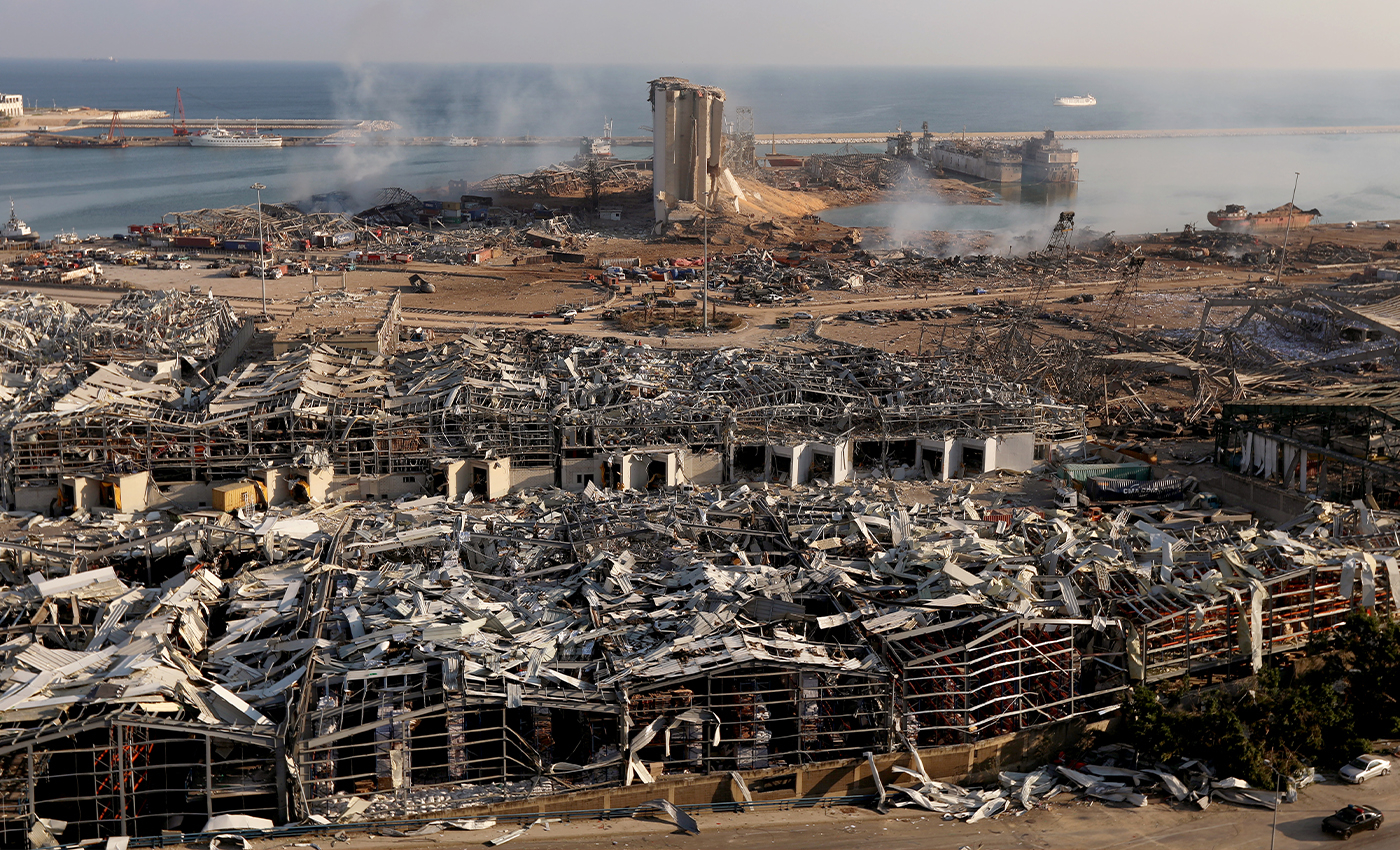 After the Beirut explosion, Tamil Nadu's stockpile of ammonium nitrate in India is on the CBIC radar.