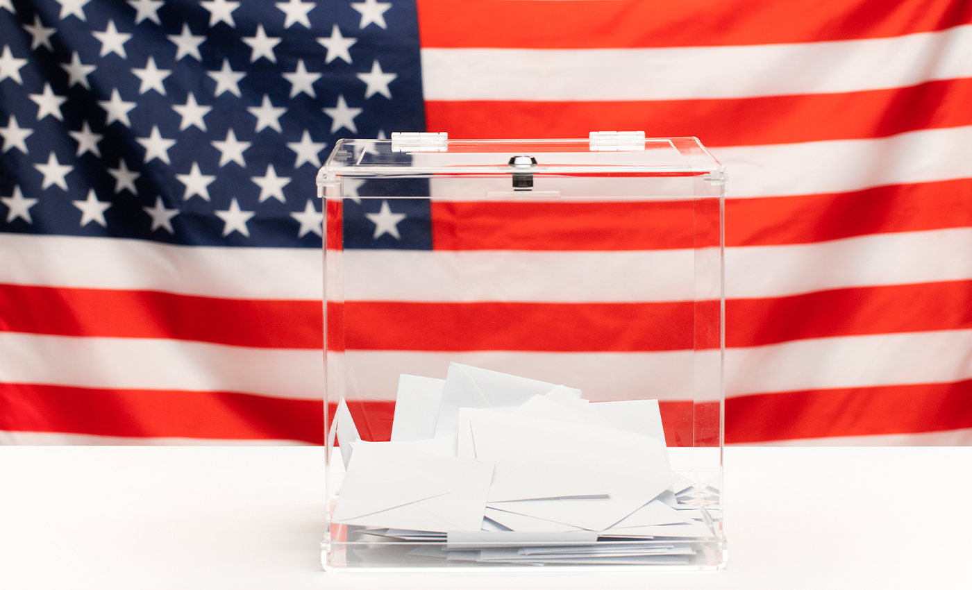 Mandatory mail voting has been enforced in many U.S cities for the upcoming presidential elections.