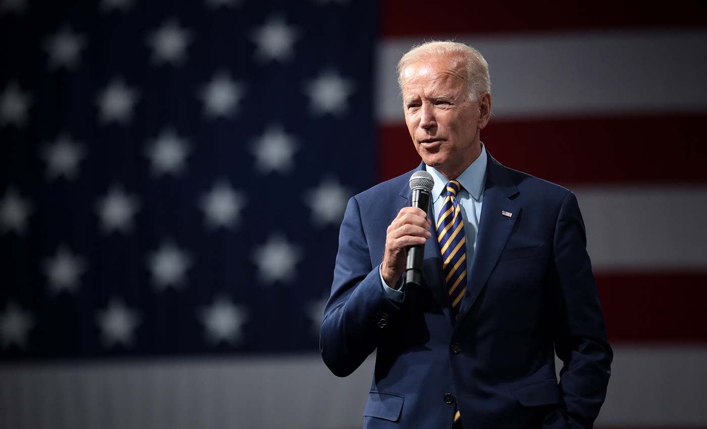 Joe Biden plans to invest $2 trillion in infrastructure to combat climate change.