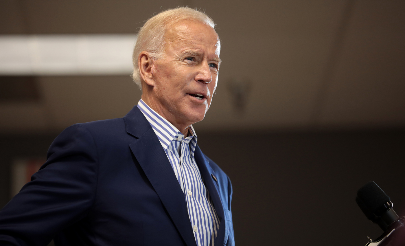 Biden refused to condemn Antifa and violence during BLM protests.