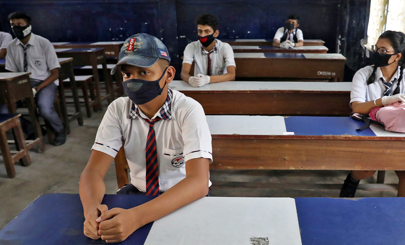 The board exams are to be conducted only for 12th Standard students under the National Education Policy 2020.