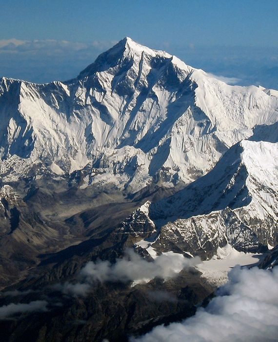Almost 5,000 climbers have scaled the world's highest peak since 1953.