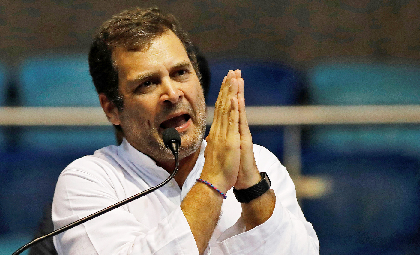 Rahul Gandhi and his friends kidnapped and raped a girl living in his parliamentary constituency of Amethi.