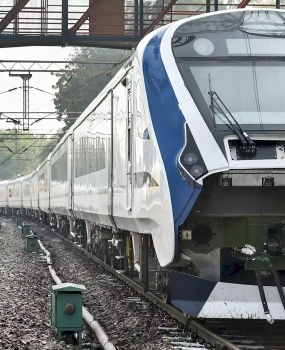 Railway employees in India are on an indefinite strike for one week over the privatization of Indian railways.