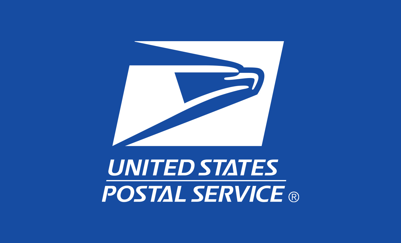 The U.S. Postal Service is unable to support mail-in ballots.