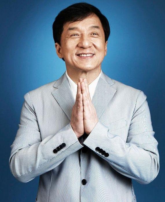 Jackie Chan quarantined with suspected coronavirus.