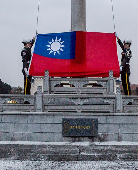 Taiwan is not a member of the WHO because China lobbied against their membership.