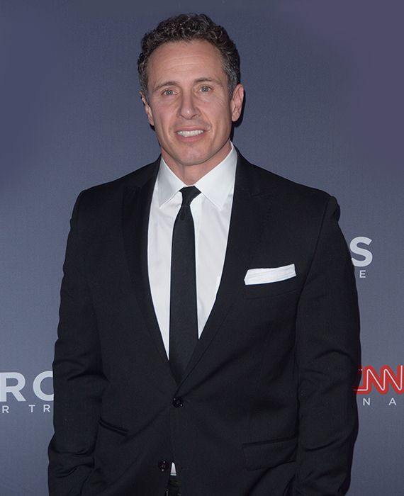 CNN anchor Chris Cuomo has not been infected with the coronavirus.