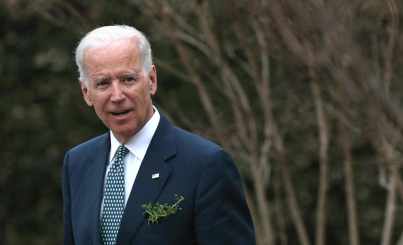 Biden wants to tear down the border wall.