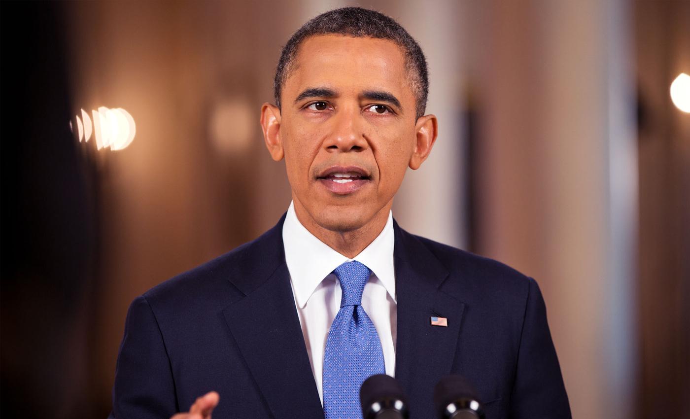 Former President Barack Obama was arrested for espionage.