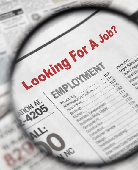 About 10.4 million Americans filed for unemployment in the last two weeks of March in the U.S.
