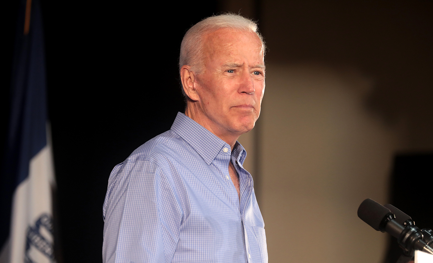 President Joe Biden said the COVID-19 vaccine will be mandatory in the U.S.