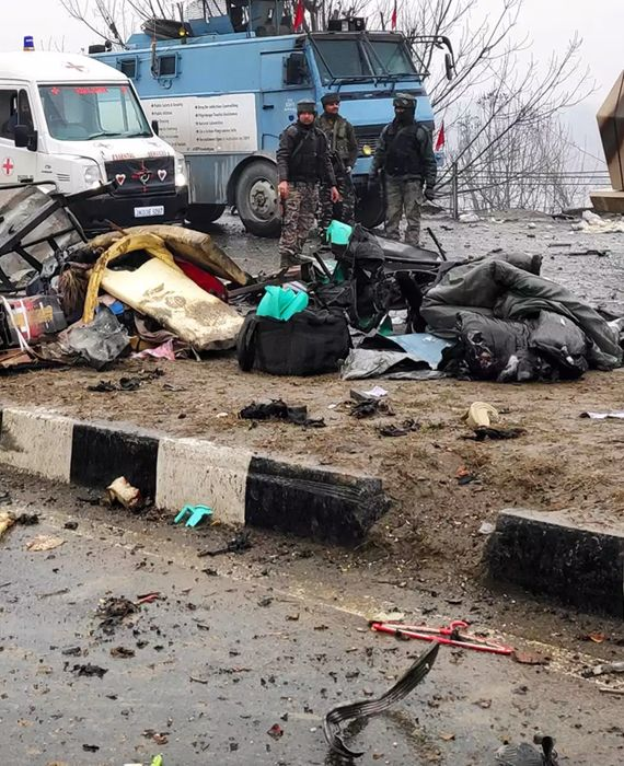The Pulwama attack was a planned conspiracy of BJP and a fake attack on Pakistan
