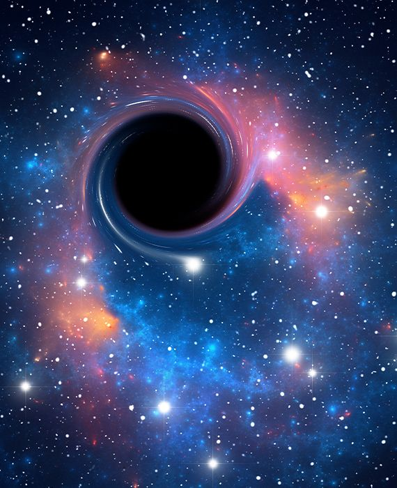Researchers have observed Black holes of different sizes colliding with each other for the first time.