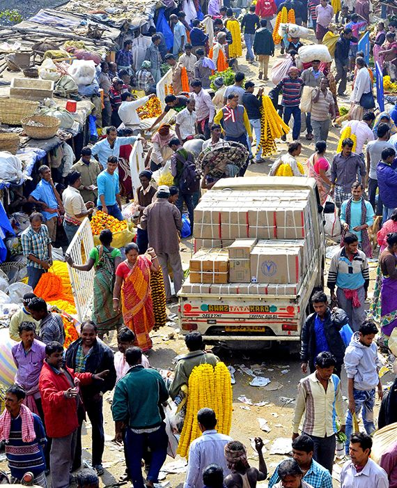 The number of men employed in India has fallen by nearly two crore between 2012 and 2017.