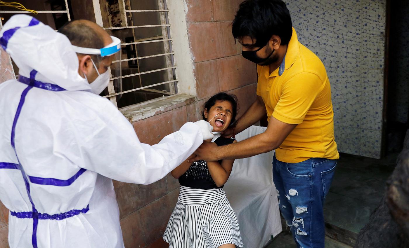 Since March 2021, thousands of kids below nine caught COVID-19 in Karnataka.