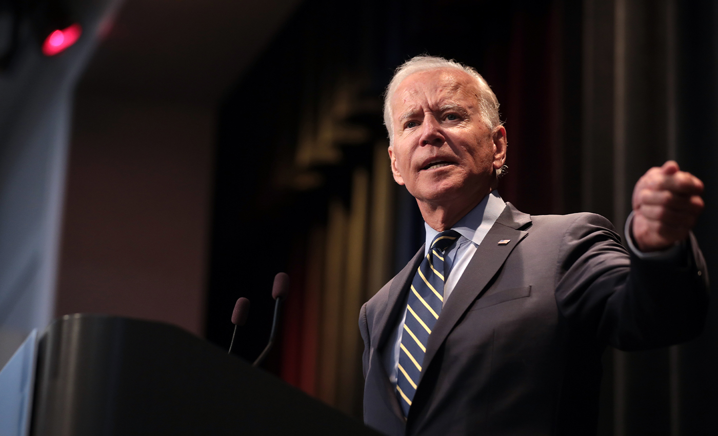 Biden: The president has yet to condemn, as you've probably noticed, the far-right and the white supremacists.