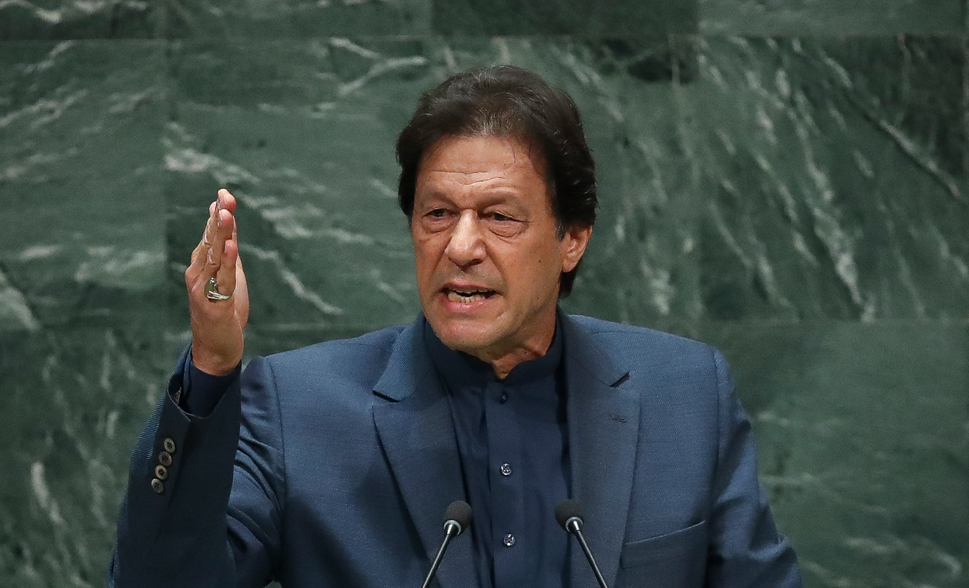 Pakistan Prime Minister Imran Khan had organized a tree-planting ceremony recently.