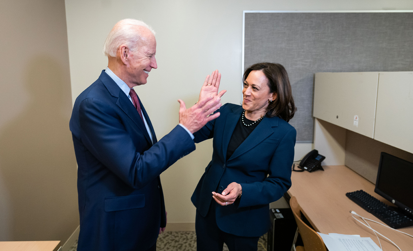 Biden and Harris want to bury our economy under a Green New Deal.