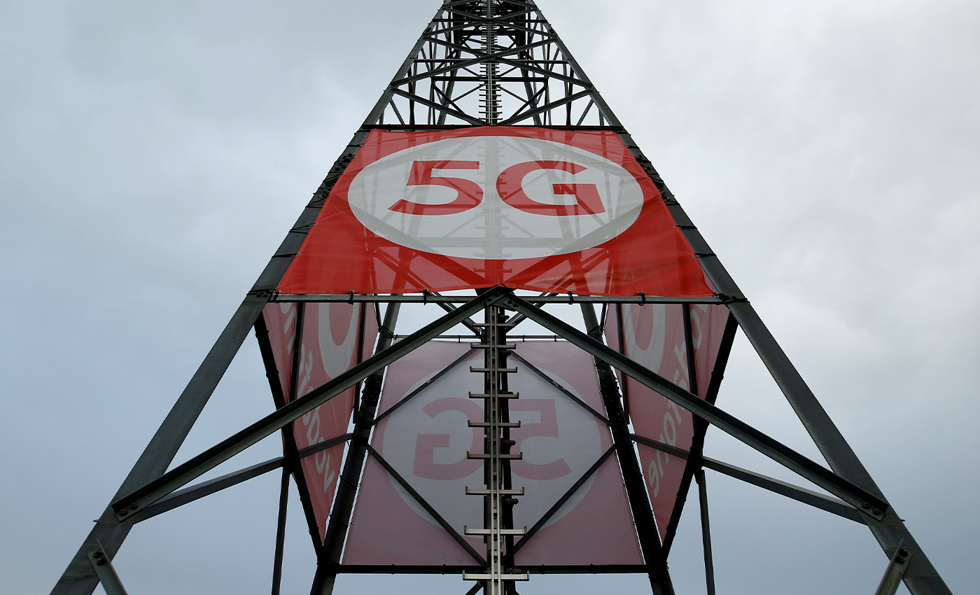 The second wave of COVID-19 infections in India is linked to the testing of 5G mobile towers.