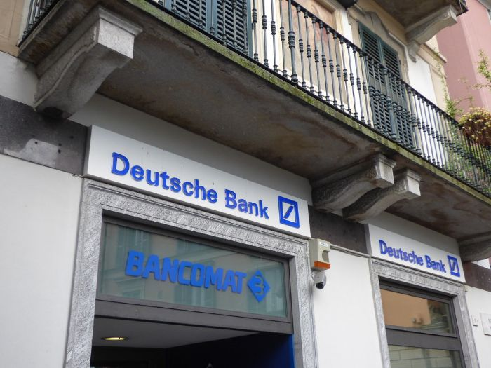 A $150 million penalty has been imposed on Deutsche Bank for the bank's relationship with Jeffery Epstein.