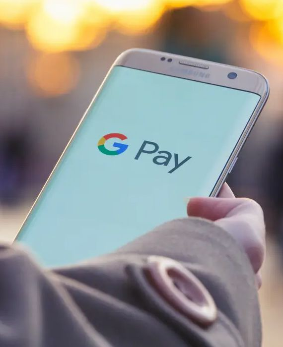 Google Pay is unauthorised and is not protected by the law.