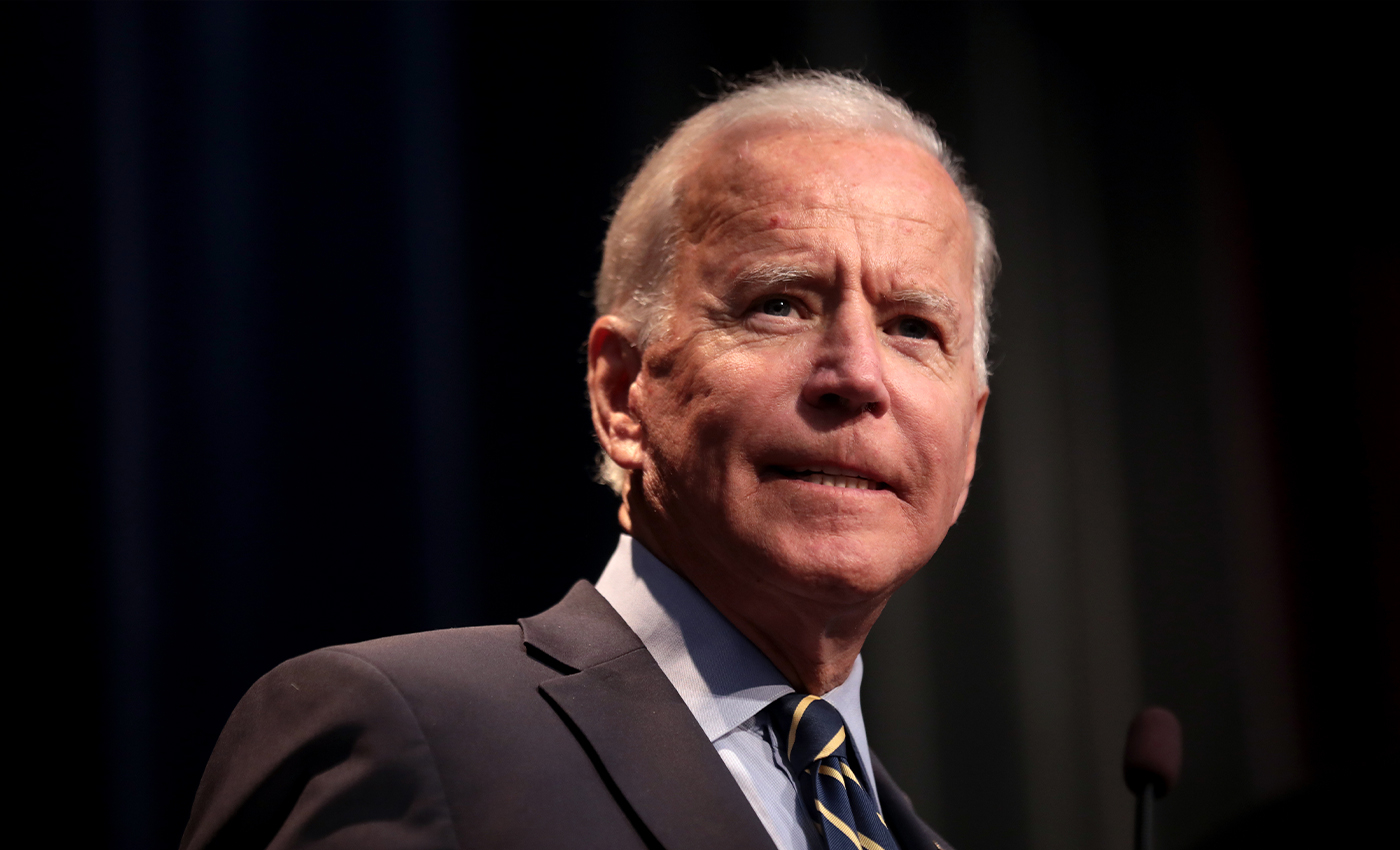 """President Joe Biden said that there would be """"no circumstance where you see people being lifted off the roof of the US Embassy from Afghanistan."""""""