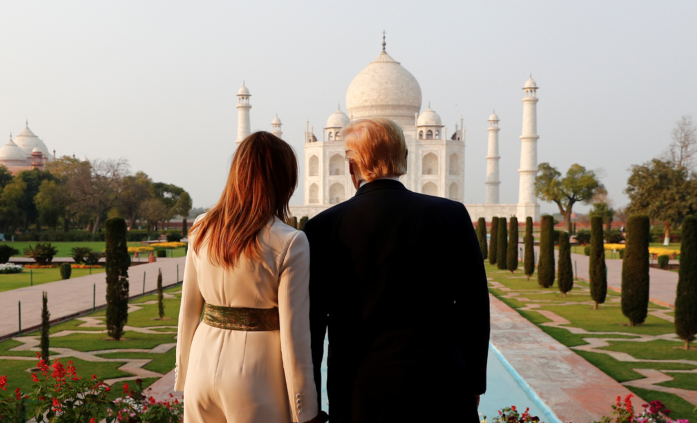 Donald Trump and First lady Melania Trump have tested positive for COVID-19.
