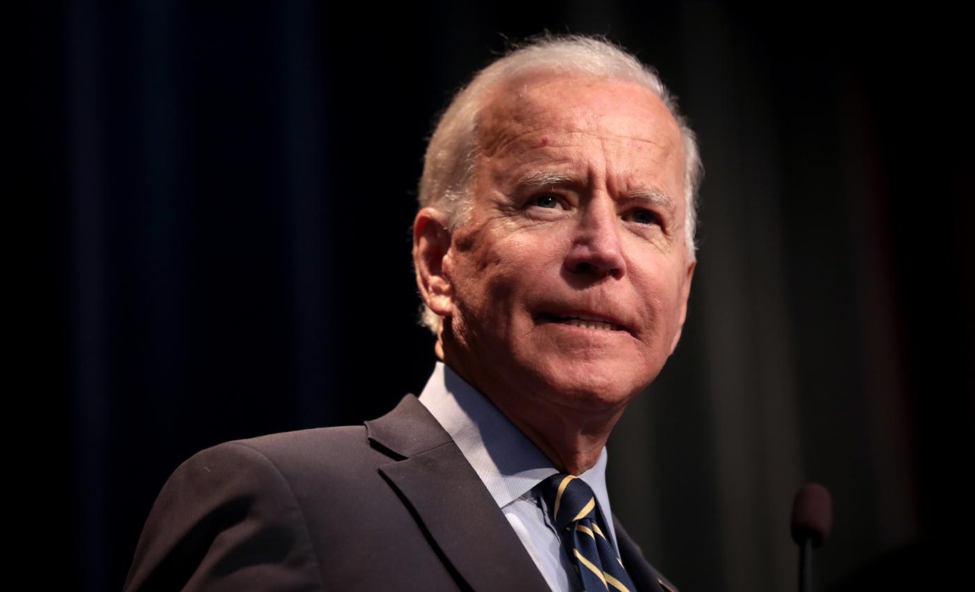 Joe Biden is connected to Antifa
